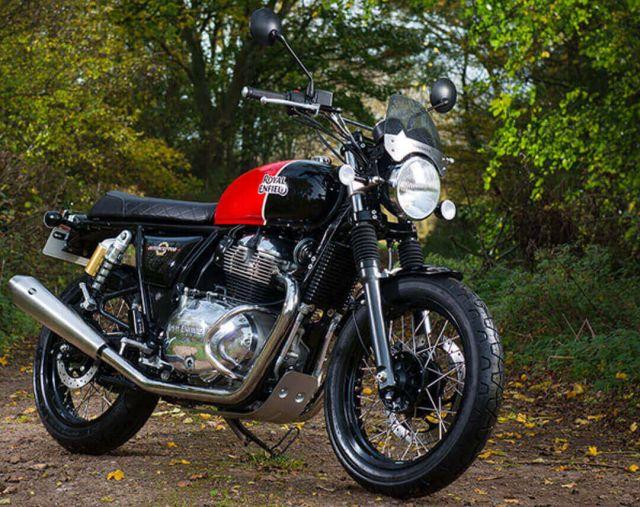 New Royal Enfield 650 Interceptor bike launch price - 1