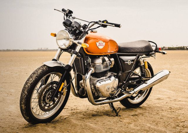 The new Royal Enfield Interceptor 650 has been launched in the US priced at Rs 4.2 lakh