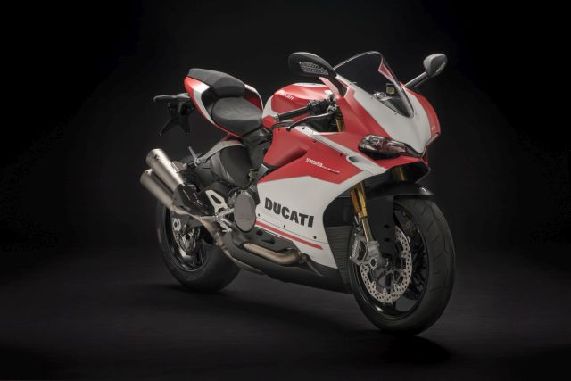 The smallest Panigale now comes with MotoGP-inspired livery