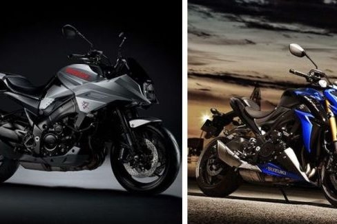 2019 Suzuki Katana is based on the new gsx-s1000 naked bike