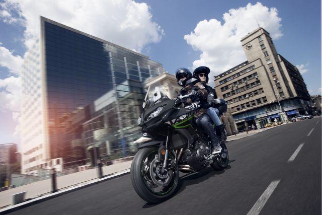 2019 Kawasaki versys 650 launch price