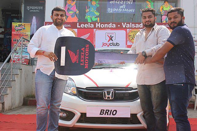 Honda Kick-Off Diwali Festivities with 'Wings of Joy' Offer