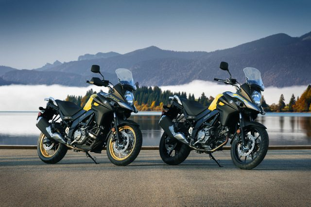 Suzuki V-Strom 650 Launched in India