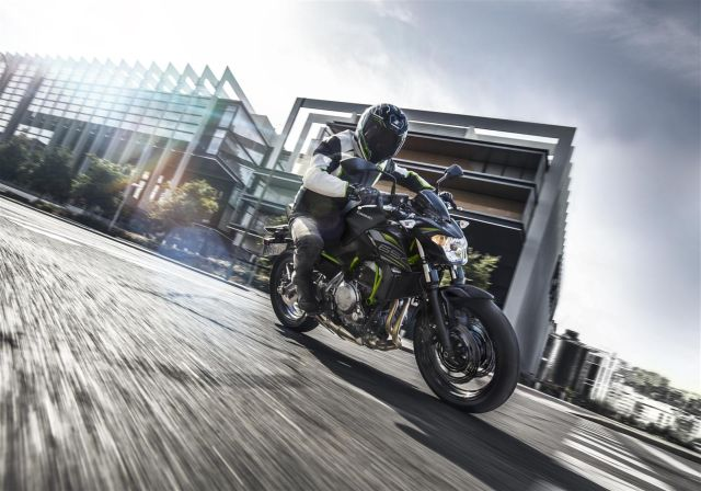 2019 Kawasaki Z650 gets new colour and graphics