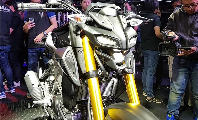 Yamaha MT-15 Coming to India