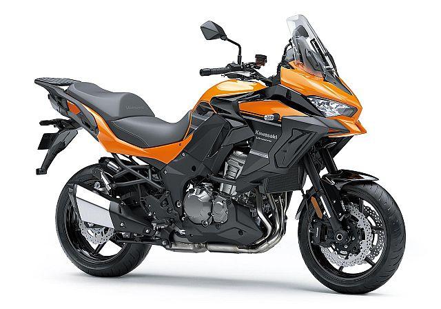2020 Kawasaki Versys 1000 Launched In India Bike India