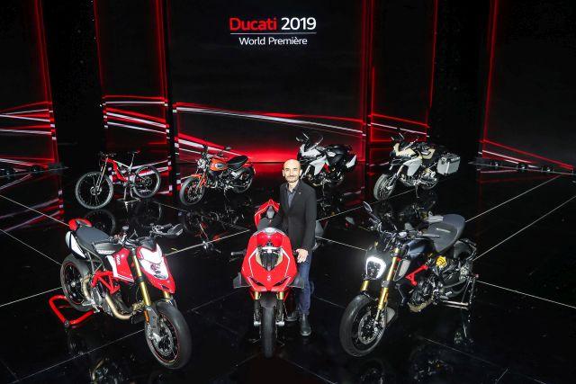 Ducati EICMA