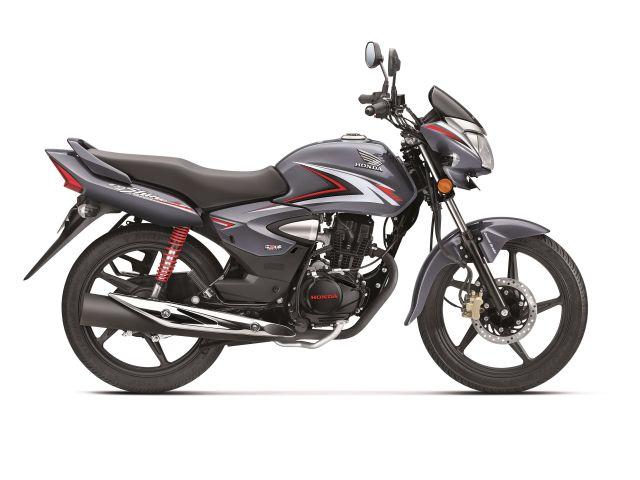 Honda Shine 70 lakh sales mile