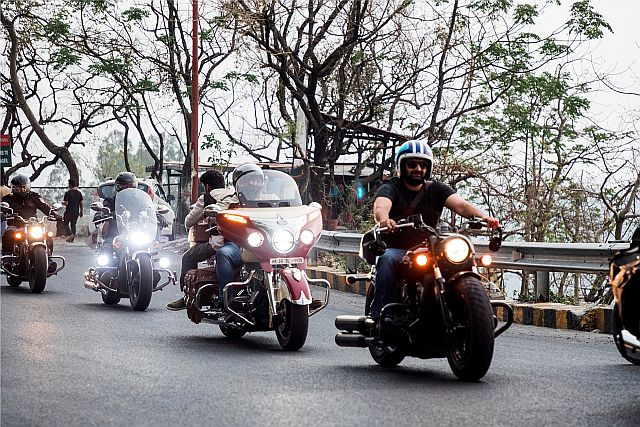 Indian Motorcycle's IMRG National Ride in Goa
