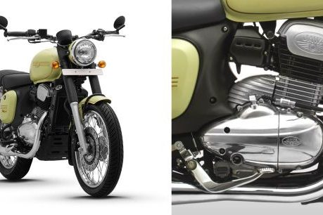 New Jawa 42 classic motorcycle launched