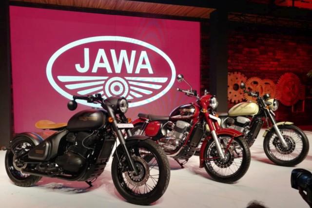 Jawa forty two Perak launch India