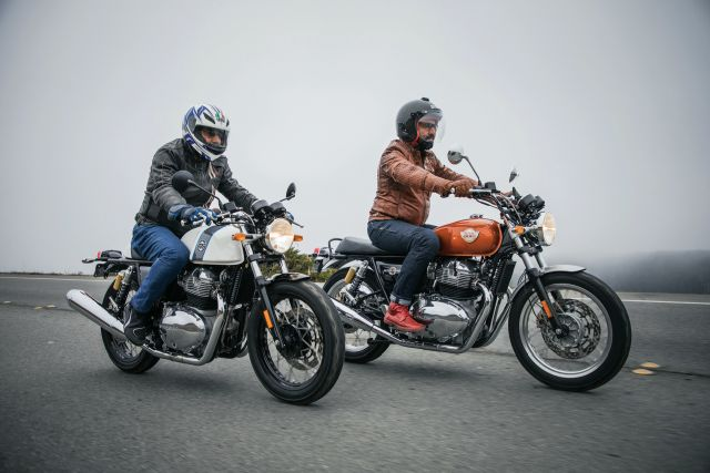 The Twins are finally here and we have ridden them. Here is what we think about them.