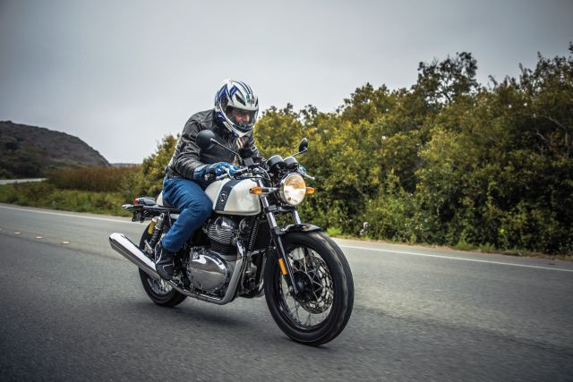 Royal Enfield Interceptor 650 And Continental Gt 650 First Ride