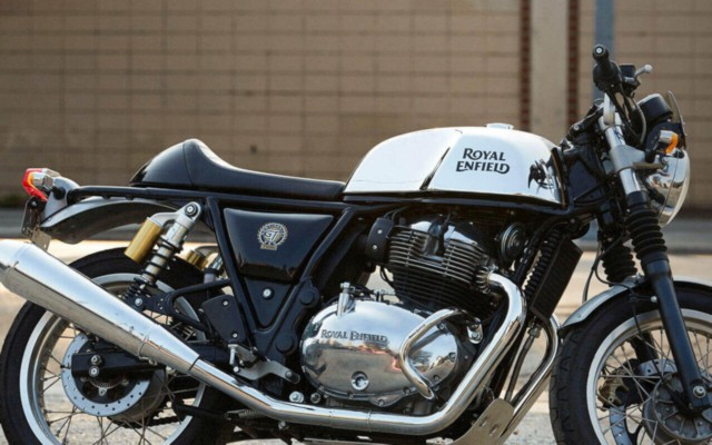 Royal Enfield Continental GT Mister Clean