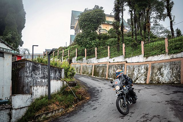 Royal Enfield Tour Of Bhutan 2018 - A Himalayan in the Dragon's Shadow