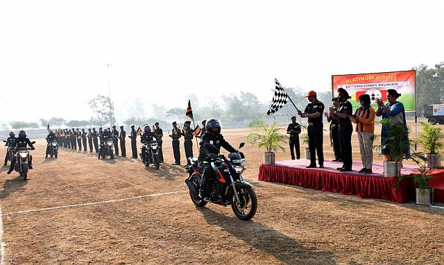 TVS and Indian Army collaborate for women empowerment