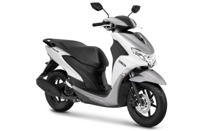 Yamaha Free Go