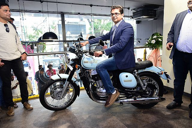 Jawa Motorcycles Open New Showrooms