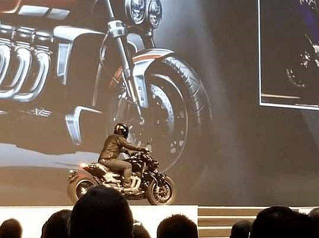 New Triumph Rocket III To Launch Next Year