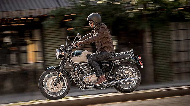 Triumph India rolls out offers on multiple models