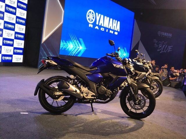 Yamaha FZ S FI V 3.0