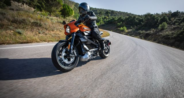 The H-D LiveWire is months away from a global launch