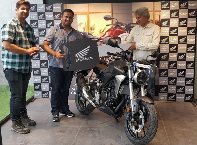 Honda CB300R deliveries begin in India