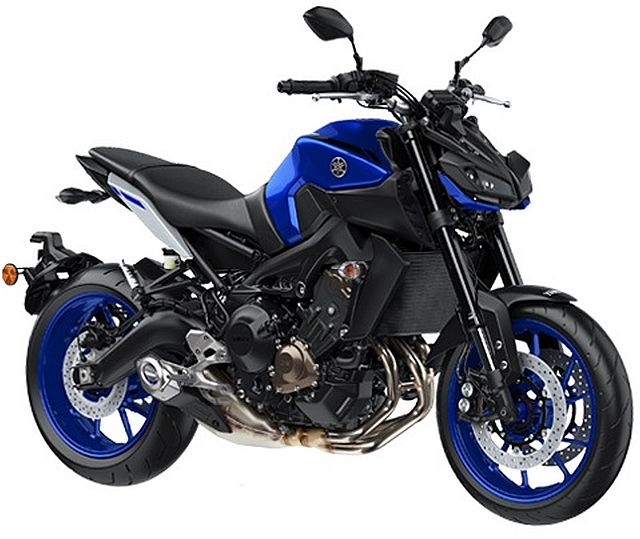 2019 Yamaha MT-09 Launched in India