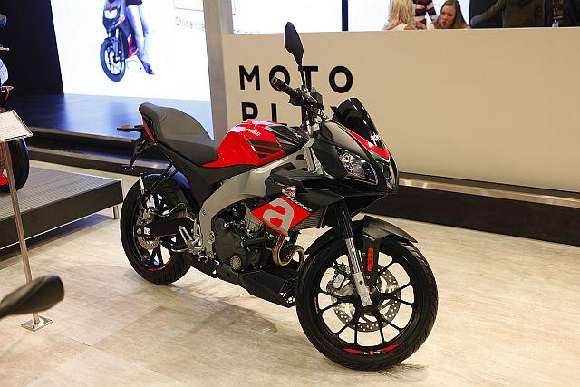 Aprilia 150-cc Sportsbike India-Launch Confirmed For 2020