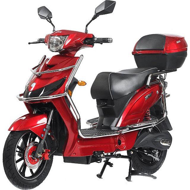 Avan Motors' Xero+ Is India's 'Most Efficient Range' EV Scooter