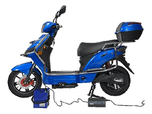 Avan Motors Xero+ Is India's 'Most Efficient Range' EV Scooter