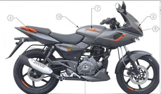Bajaj Pulsar 180F to be launched shortly