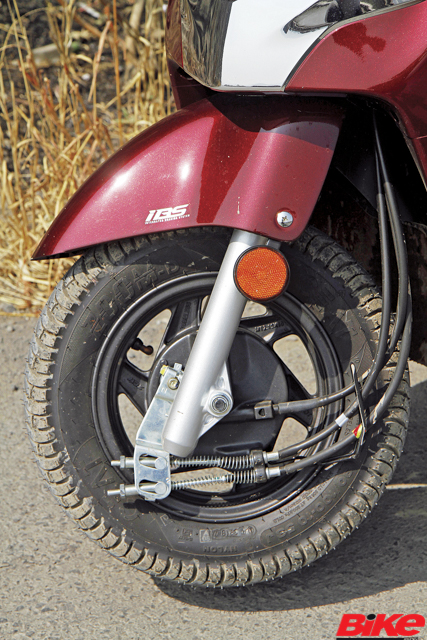 We find out what the 125-cc scooter from Hero has to offer