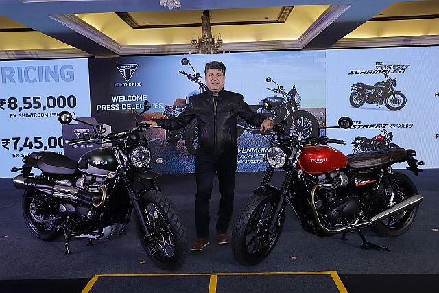 More Details on Bajaj-Triumph Joint Venture Emerge