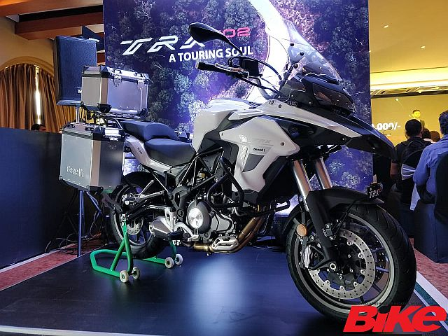 New Benelli TRK 502 and TRK 502X Finally Launched