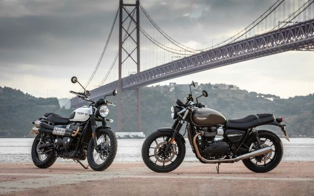 Triumph Street Twin and Street Scrambler 2019 Launched in India