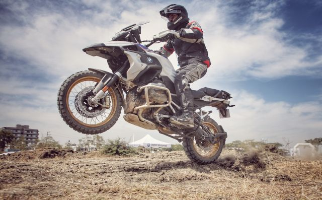 The BMW GS Experience is headed to a city near you