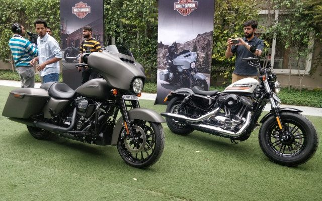 Harley-Davidson Forty-Eight Special and Street Glide Special Launched