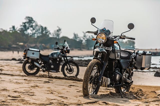 Royal Enfield Himalayan Explorer Kit Review Readying For The Long