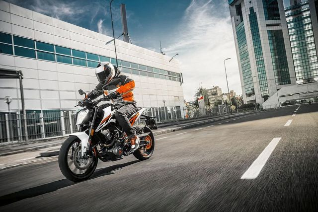 KTM 250 Duke has been launched with dual-channel ABS