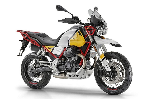 Moto Guzzi V85 TT Adventure Motorcycle launched