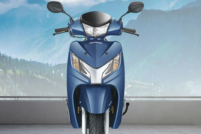 New Honda Activa 125 for 2019 Spotted Being Tested
