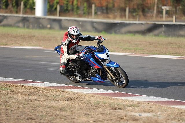 TVS Young Media Racer Programme 3.0