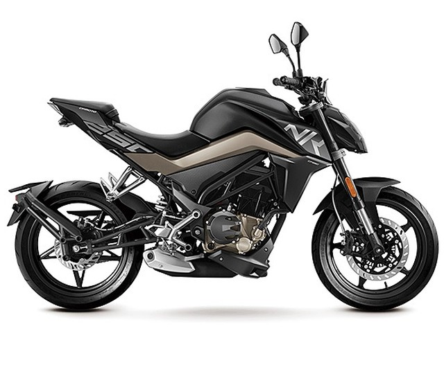 CFmoto to bring 250-cc street fighter to India