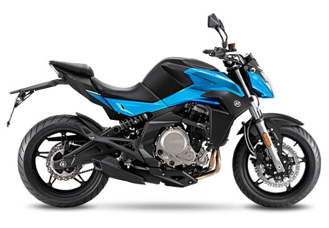 CFMoto set to launch 650 cc naked and sports-tourer in India.