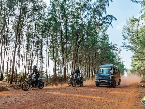 Royal Enfield Coastal Trail 2019