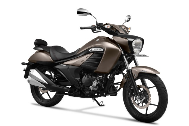 Suzuki Intruder cruiser 2019 edition launched price at Rs 1.08 lakh