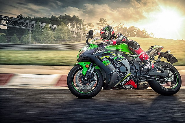 New Kawasaki Ninja ZX-10R Pre-Bookings Open