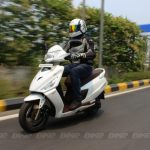 Hero Maestro Edge 125 Fi First Ride Review