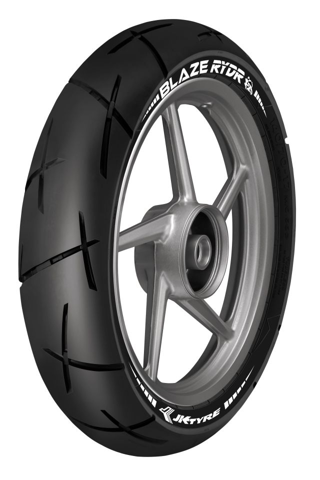 JK Tyre Launch 'Blaze Rydr' Tyre for Premium Motorcycles